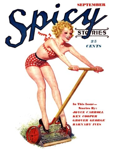 Spicy Stories: September 1936