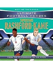 Rashford/Kane: Ultimate Football Heroes - UEFA Euro Edition