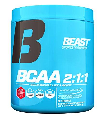 Beast Sports Nutrition BCAA Supplement