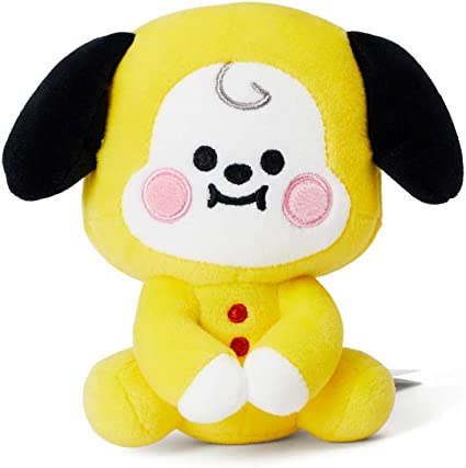 Amazon Com Bt21 Baby Series Collection Chimmy Character Cute Plush Toy Figure Stuffed Animal Doll 4 7 Inch Yellow Toys Games Stream tracks and playlists from chimmy on your desktop or mobile device. bt21 baby series collection chimmy character cute plush toy figure stuffed animal doll 4 7 inch yellow