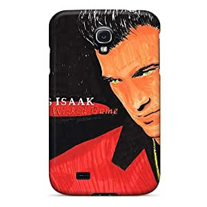 Great Hard Phone Covers For Samsung Galaxy S4 (zyt8951rpew) Custom Fashion Red Hot Chili Peppers Image