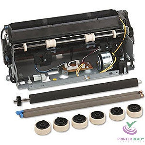 (Lexmark 40X4767 OEM Mono Laser Maintenance - T650 T652 T654 T656 X651 X652 X654 X656 X658 Type 2 Maintenance Kit (110-127V) (Includes Transfer Roll Assembly Charge Roll Replacement Kit Fuser Assembly Pick Roll Assembly) (150K Yld))