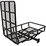 Best Choice Products SKY1700 Mobility Wheelchair Carrier (Electric Scooter Rack Hitch Disability Medical Ramp)