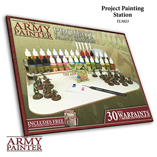 Paint Station - The Army Painter Project Paint Station