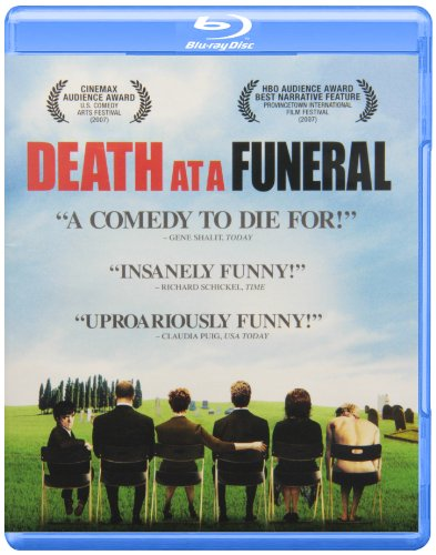 Blu-ray : Death At A Funeral (, Dubbed, Dolby, AC-3, Digital Theater System)