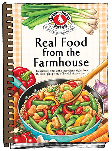Recipes from the Farmhouse (Everyday Cookbook Collection) by Gooseberry Patch