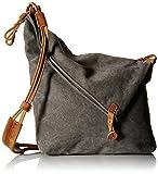 Tom Clovers Crossbody Messenger Shouder Handbag Tote Weekender Bag Laptop Bag School Bag Grey Upgrade