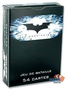 Juego de 54 cartas : Batman The Dark Knight [importado de Francia]