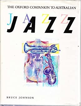 The Oxford Companion to Australian Jazz