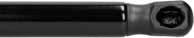 ECD Germany 2 x GF049 Molla a Gas Ammortizzatore Pneumatico Portellone Bagagliaio Cofano Portellone Posteriore Molle a Gas per Portelone Supporto per Molle Ammortizzatori Pistoncini per Auto