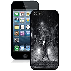 Beautiful Custom Designed iPhone 5S Phone Case For Urban Seasons Phone Case Cover