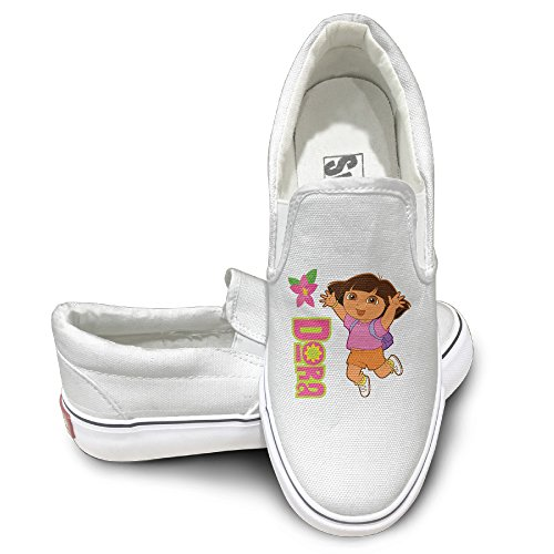 TAYC Dora The Explorer Non-slip Shoe White