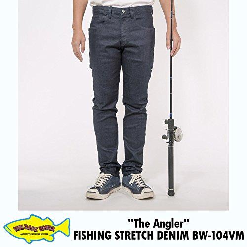 (ランクツドウ)RANKUTSUDOU The Angler The Backwater バックウォーター FISHING STRETCH DENIM フィッシンの商品画像