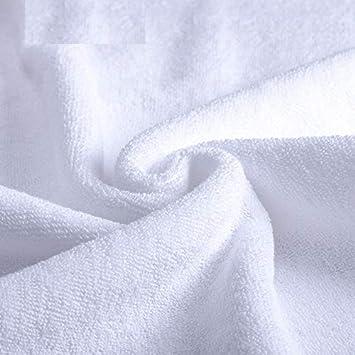 Lxryxx Toalla de baño Grande Hotel Salón de Belleza de algodón Toalla de Masaje para Adultos Engrosamiento Sauna Toalla Toalla de Playa de Viaje, ...