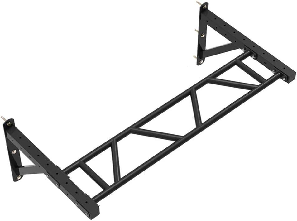 鉄棒 エクササイズバーヨガロッド子供用ジムバーオプティプルアップバーリハビリテーションラック耐重量270kg (Color : 黒, Size : 119*63*45cm) 黒 119*63*45cm