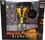 Storm Collectibles Mortal Kombat Scorpion 1/12 Action Figure (Special Edition