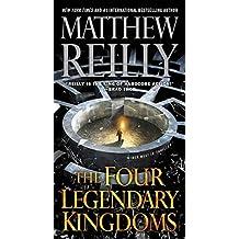 The Four Legendary Kingdoms (Jack West, Jr. Book 4) (English Edition)