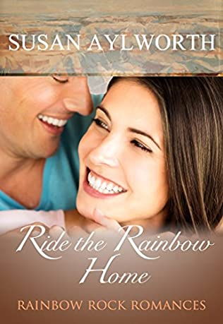 book cover of Ride the Rainbow Home