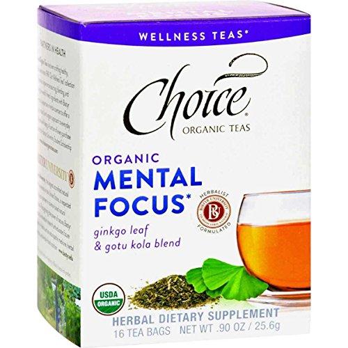 Mental Focus Tea Bags Case product image