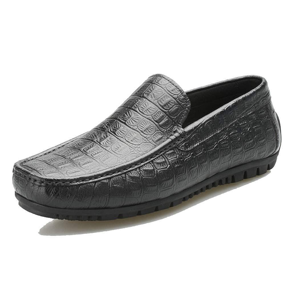 Skor för svarta svarta svarta män Andningsbara styltiga, billiga lätta skor.  global distribution