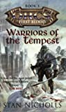 Warriors of the Tempest, Stan Nicholls, 1857985621