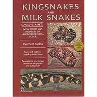 Kingsnakes and Milksnakes