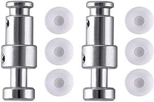 2 Pack Instant Pressure Cooker Float Valve for Instant Pressure Cooker Replacement Parts Fits Duo 3, 5, 6 Qt Duo Plus 3, 6 Qt Ultra 3, 6, 8 Qt Lux 3 Qt
