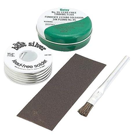 Oatey S C S 53094 Lead-Free Solder Kit