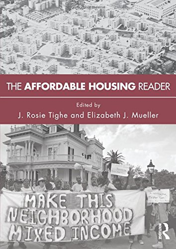 The Affordable Housing Reader (Housing Policy In The United States An Introduction)