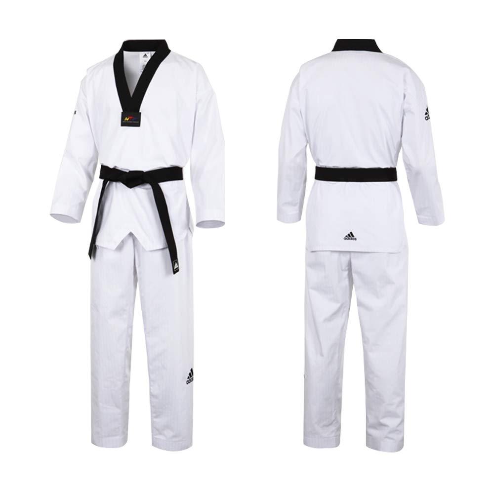 Amazon.com: Adidas Champion II Taekwondo Dobok - Uniforme ...