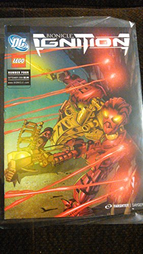 Bionicle Ignition, No. 4; Sept. ()