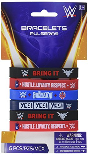 WWEParty Rubber Bracelets, Party