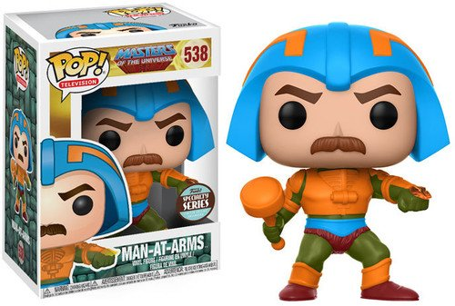 Masters of The Universe Man at Arms POP! Vinyl Figure Standard (Master Metro)