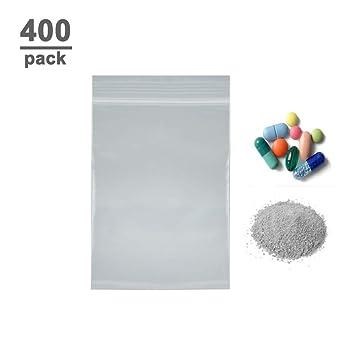 Amazon.com: Bolsas de pastilla, 2 por 3 pulgadas (paquete de ...