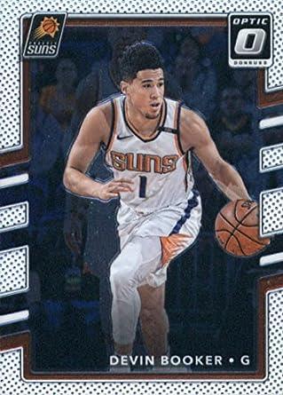 Verzamelkaarten: sport 2015-16 Panini Donruss The Rookies #27 Devin Booker Phoenix Suns Basketball Card