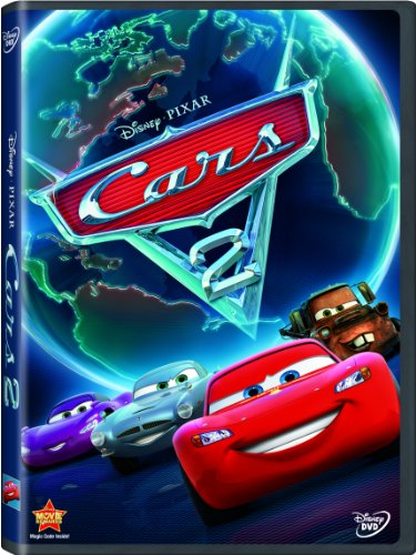 Cars 2 DVD Movie