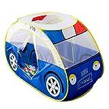 Best Tent For Kids Toies - Anyshock Large Police Car Tents, Waterproof Indoor Review