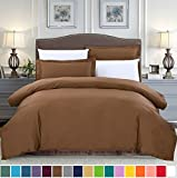 SUSYBAO 100% Cotton 2 Pieces Duvet Cover Set Twin/Single Size 1...