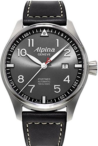 Alpina Geneve Startimer Automatic AL-525GB4S6 Automatic Mens Watch Alpina Rotor