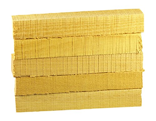"Osage Orange Wood Turning Pen Blanks | Wood Pen Blanks 5 Pack | 3/4"" X 3/4"" X 5"""