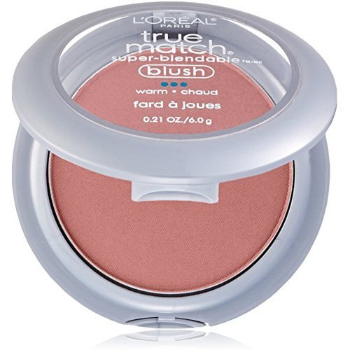 L'Oreal True Match Super-Blendable Blush, Rosy Outlook for sale  Delivered anywhere in USA