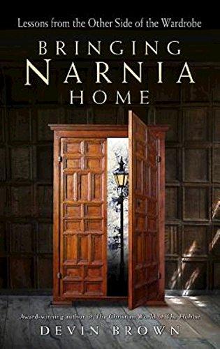 book cover of Bringing Narnia Home