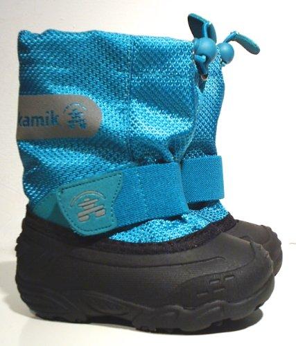 Kamik Stiefel Boots Tickle schwarz türkis bis -32 °C