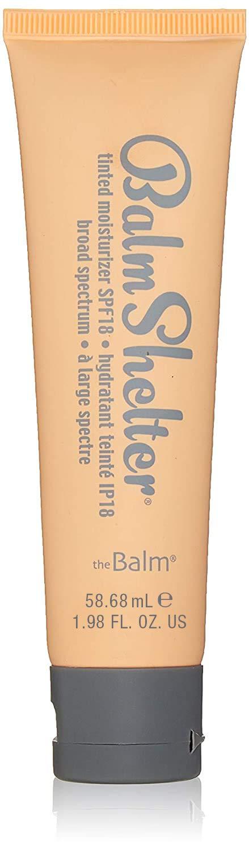 theBalm BalmShelter Silky-Smoth Tinted Moisturizer