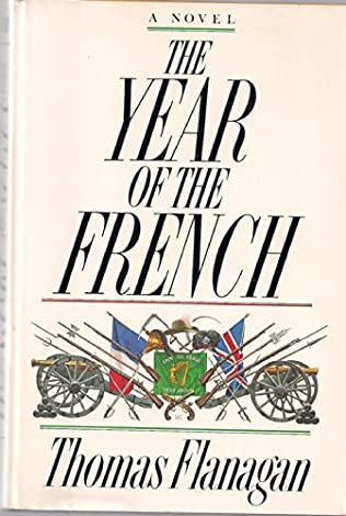 book cover of The Year of the French