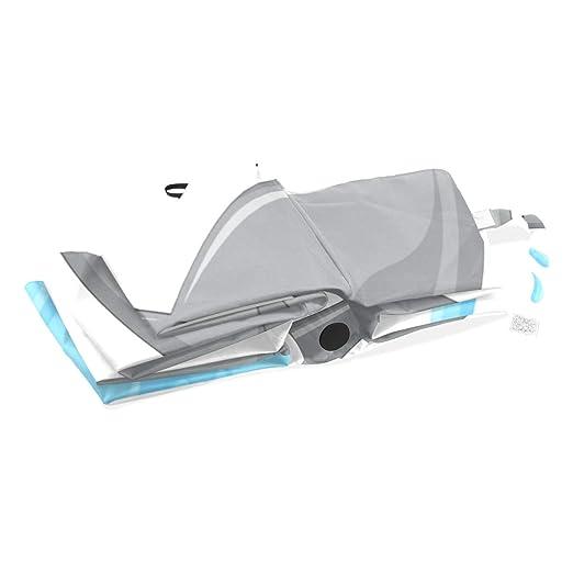 aa99515c9a7a Amazon.com: Yokii Whale Tail 3 Folds Auto Open Close Anti-UV Compact ...