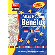Atlas Bf Benelux (Belgique, Pays-Bas, Luxembourg)
