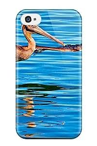 New Arrival Bird DzwoMYY9700iVrXv Case Cover/ 4/4s Iphone Case