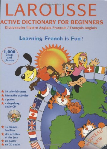 Larousse Active Dictionary for Beginners: English-French/French-English (French Edition) pdf epub