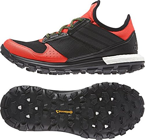 adidas Response TR Boost Thunder W - Zapatillas para mujer Naranja / Negro / Lima